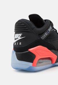 Jordan - 2700 POINT LANE - Trainers - black/dark concord/infrared 23 - 7