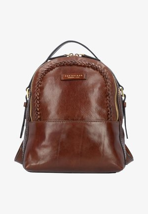 SALINGER CITY - Rucksack - marrone