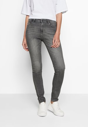 SKINNY - Jeans Skinny Fit - grey medium wash