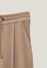 Massimo Dutti - Trousers - nude - 2
