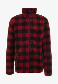 Hi-Tec - BRETT - Fleecejacke - red - 5