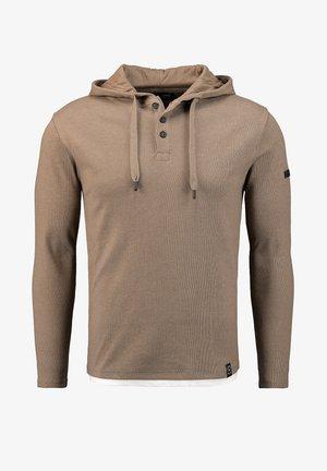 SARAGOSSA  - Hoodie - mocca brown