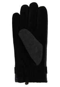 Bugatti - Gloves - grau/schwarz - 2