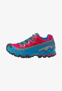 La Sportiva - ULTRA RAPTOR WOMAN GTX - Trail running shoes - neptune/orchid - 0
