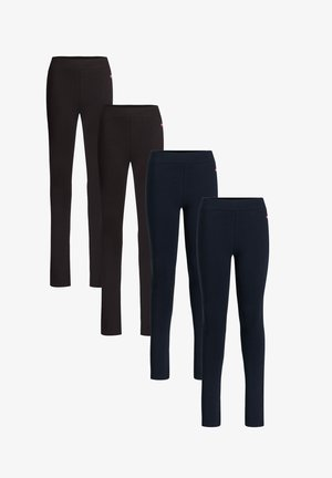 4-PACK - Leggings - Trousers - multi-coloured