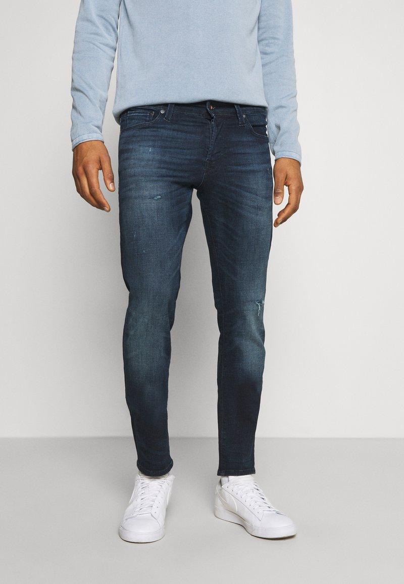 Jack & Jones - JJIGLENN JJICON  - Jeans slim fit - blue denim