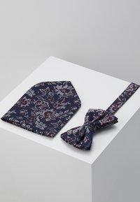 Burton Menswear London - SUNFLOWER SET - Kapesník do obleku - navy - 0