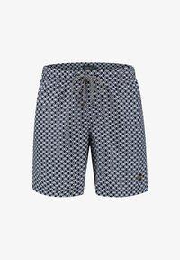 Shiwi - KITE TILE - Swimming shorts - dark navy - 5