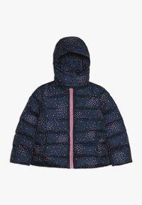 Lemon Beret - SMALL GIRLS JACKET - Winter jacket - dark blue/light pink - 0