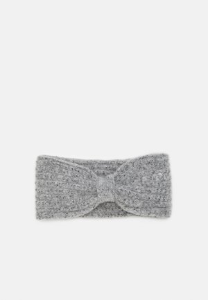 PCPYRON STRUCTURED HEADBAND - Čelenka - light grey melange