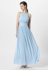 Apart - Długa sukienka - light blue - 1
