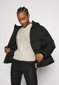 Samsøe Samsøe - SERA JACKET - Winter jacket - black - 4
