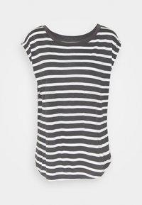 GAP - LUXE - Print T-shirt - black white - 0