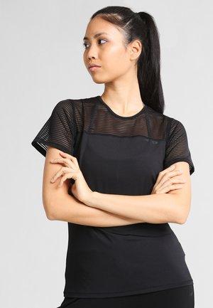 MIKO - Print T-shirt - black