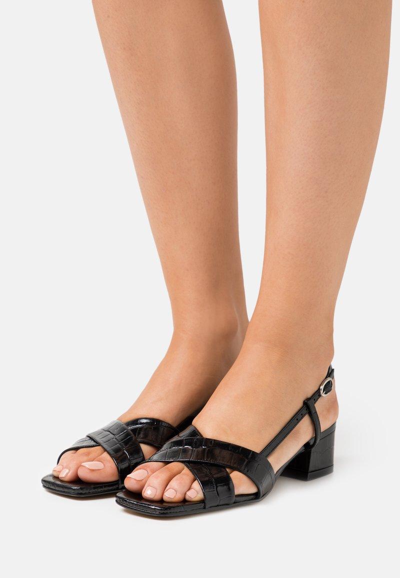 Jonak - DAFIFI - Sandals - noir