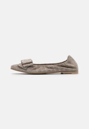 LEA - Ballet pumps - pebble