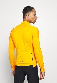 Gore Wear - C3 THERMO  - Fleece jacket - bright orange - 2