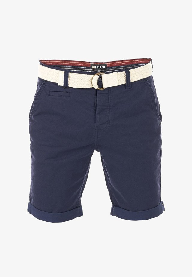 RIVHENRY - Shorts - dark navy