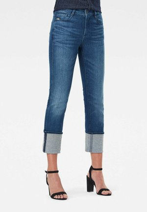 Straight leg jeans - faded neptune blue