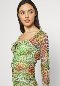 NEW girl ORDER - TROPICAL ANIMAL DRESS - Day dress - multi - 3
