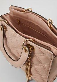 ALDO - ANACARDII - Handbag - nude - 4