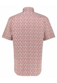 BRAX - STYLE DAN - Shirt - bordeaux - 2