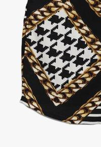 Name it - NKFLUNKA LONG DRESS - Shirt dress - black - 2