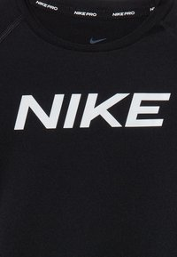 Nike Performance - B NP LS FTTD TOP - Funktionsshirt - black - 2