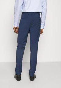 Tommy Hilfiger Tailored - FLEX CHECK SLIM FIT SUIT - Suit - blue - 5