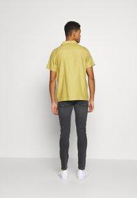 Lee - MALONE - Jeans slim fit - black marfa - 2