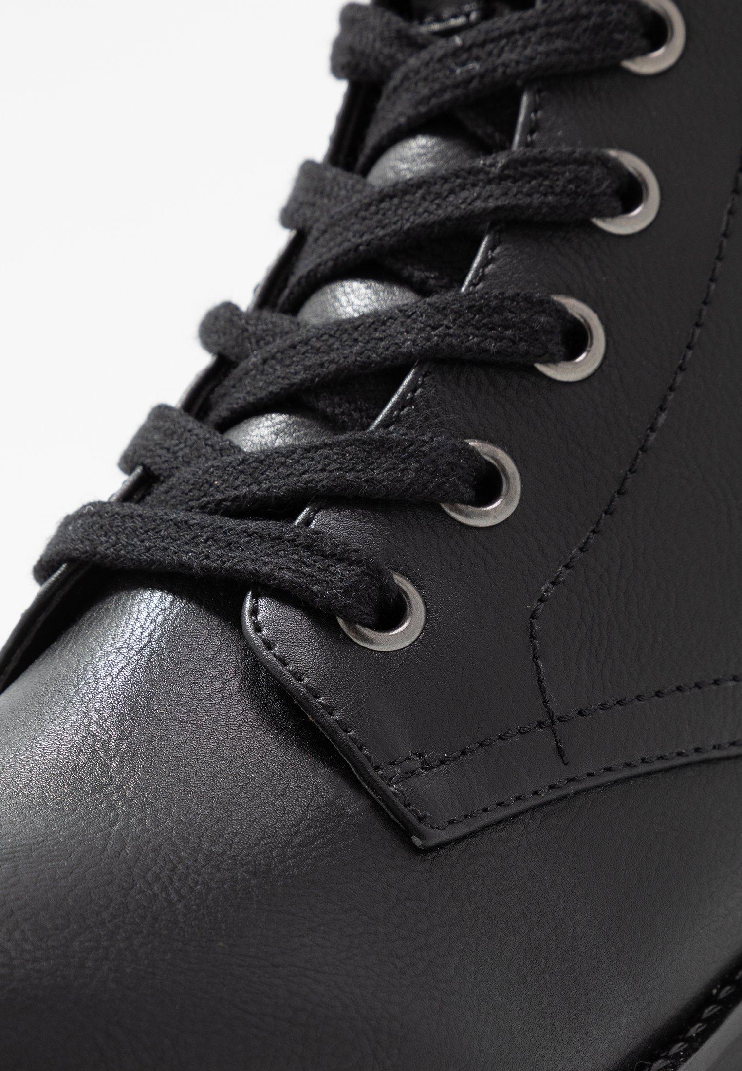Anna Field Schnürstiefelette - black | Damen Schuhe 2020