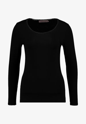 BASIC - Langarmshirt - black