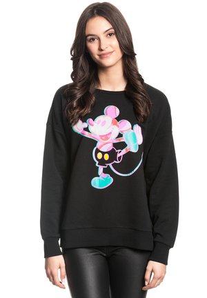 DISNEY, MICKEY MOUSE - Sweatshirt - schwarz