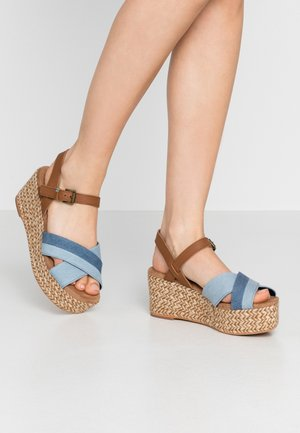 WILLOW - Espadrilky - navy