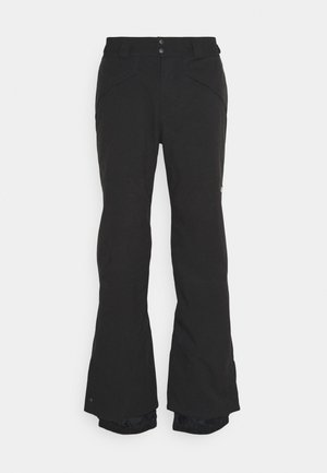 HAMMER SLIM PANTS - Täckbyxor - black out