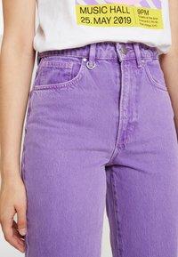 Neuw - EDIE - Jeans straight leg - purple - 3