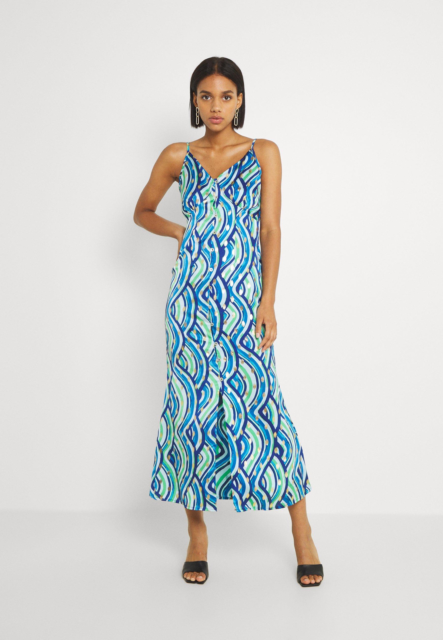 Mujer STRAPPY LINDOS - Vestido de cóctel