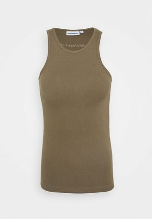 GANG TANK - Top - forrest green