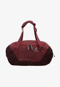 Deuter - AVIANT DUFFEL 35 - Sports bag - maron/aubergine - 9