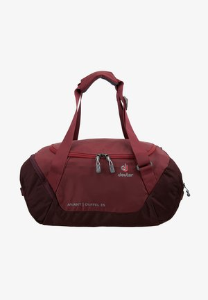 AVIANT DUFFEL 35 - Sports bag - maron/aubergine