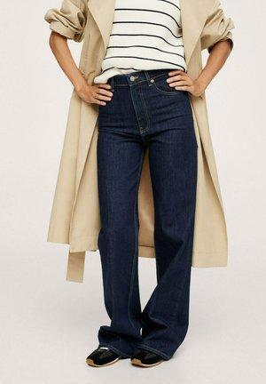 Flared Jeans - blå