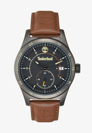 BOYNTON - Uhr - black/brown