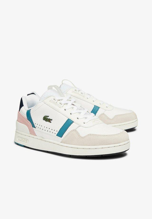 Chaussures de skate - wht/dk trqs