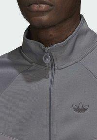 adidas Originals - Zip-up sweatshirt - grey - 2