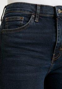 Topshop - JAMIE - Jeans Skinny Fit - blue black - 4