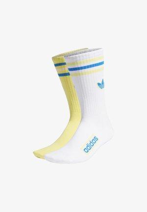 CRW 2PP  - Socks - yellow