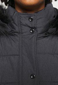 ONLY - Winter coat - dark grey melange - 7