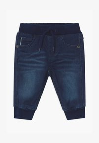 Name it - NBMROMEO DNMTOLLYS - Relaxed fit jeans - dark blue denim - 0