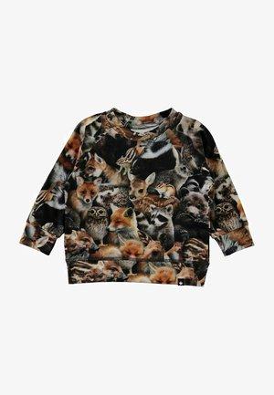 Sweatshirts - forest animals
