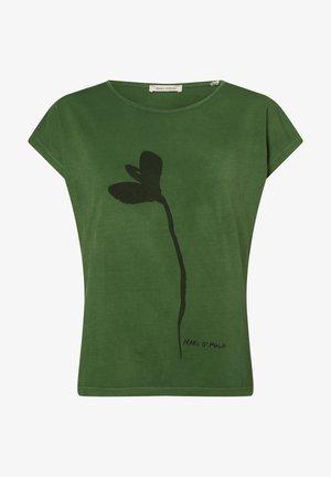 SHORT SLEEVE - Basic T-shirt - grün